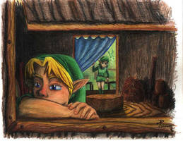 The Boy without a Fairy by Contraltissimo