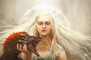 Oh My Khaleesi by koloromuj