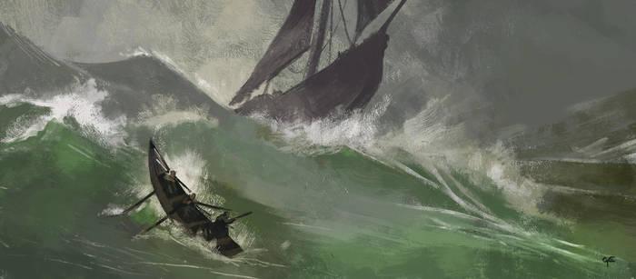 Abandon Ship! by George-Eracleous