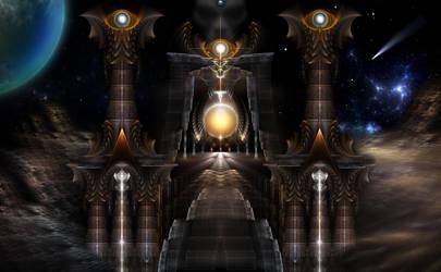 Orb Of Acrellis by xzendor7