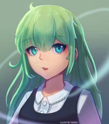 I'm back! by Aekku