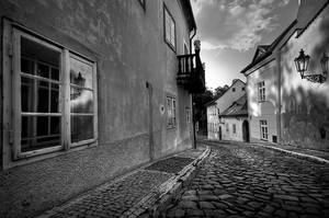 Lost in Prague by aR-Ka