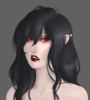 Vampire Ancelin by nyaruh