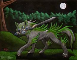 Okami Twilight 2006 by Stratadrake