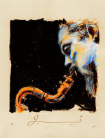 eric dolphy v3 by zeruch