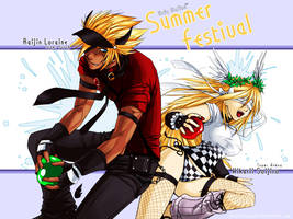 GaiaOnline - Summer Festival by Sayael