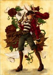Original - I'm a Pirate by Sayael