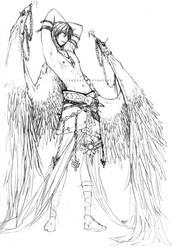 Original - Kyo Jaidee Wings by Sayael