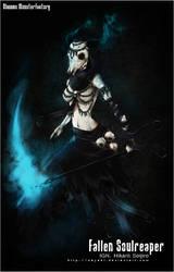 Original - Fallen Soulreaper by Sayael