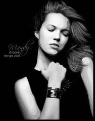 Mandy Moore by hengie