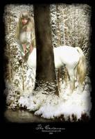 The Centauress by hengie