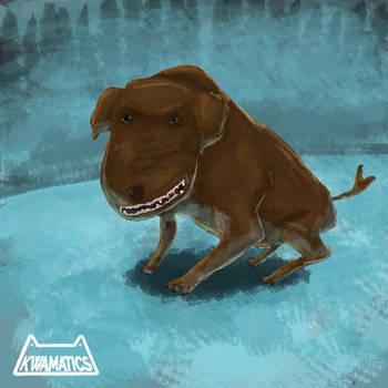 Winter Dawg by Kwamatics