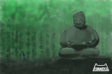 Giant Picnic by Kwamatics