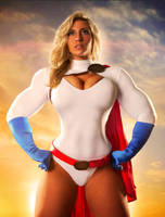 Powergirl3 by RICKTOR31