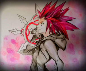 Axel by gamesgirl44