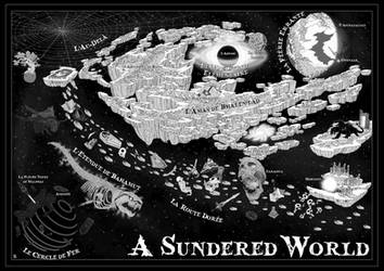 A Sundered World by Thomas-Rey