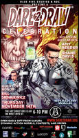 The Dare2Draw  End-of-the-2013-Season Celebration! by Dare2Draw