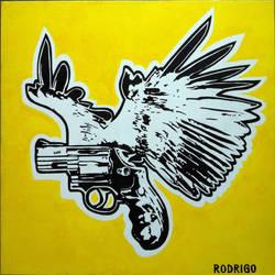 Little Bird Of Prey by RodrigoFigueredo