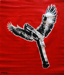 Big bird of prey by RodrigoFigueredo