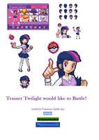 Trainer Twilight by 0RCV0