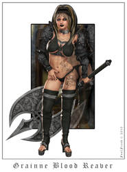 Grainne Blood Reaver by Foulfiends