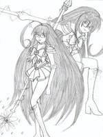 Sailor Obersturmfuhrer by BakurasPlayMate