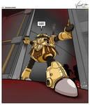 Badass Robo by mysticalpha