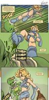 Strong Men by mysticalpha