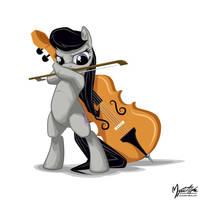 Octavia - Cello by mysticalpha