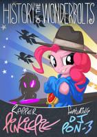Rapper Pinkie by mysticalpha