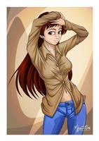 Girl35 by mysticalpha