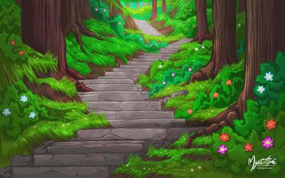 Steps by mysticalpha