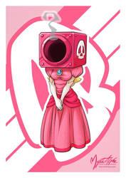 Cannonball Peach by mysticalpha
