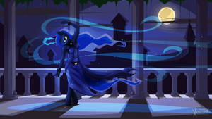 Luna Dance 16:9 by mysticalpha