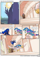 Day in the Lives of the Royal Sisters 01 by mysticalpha