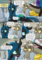 Day in the Lives of the Royal Sisters 19 by mysticalpha