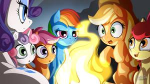 Campfire Legends by mysticalpha