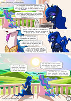 Day in the Lives of the Royal Sisters 25 by mysticalpha
