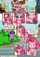 Pinkie and the 4th Wall by mysticalpha