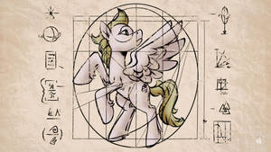 Pegasus Diagram by mysticalpha