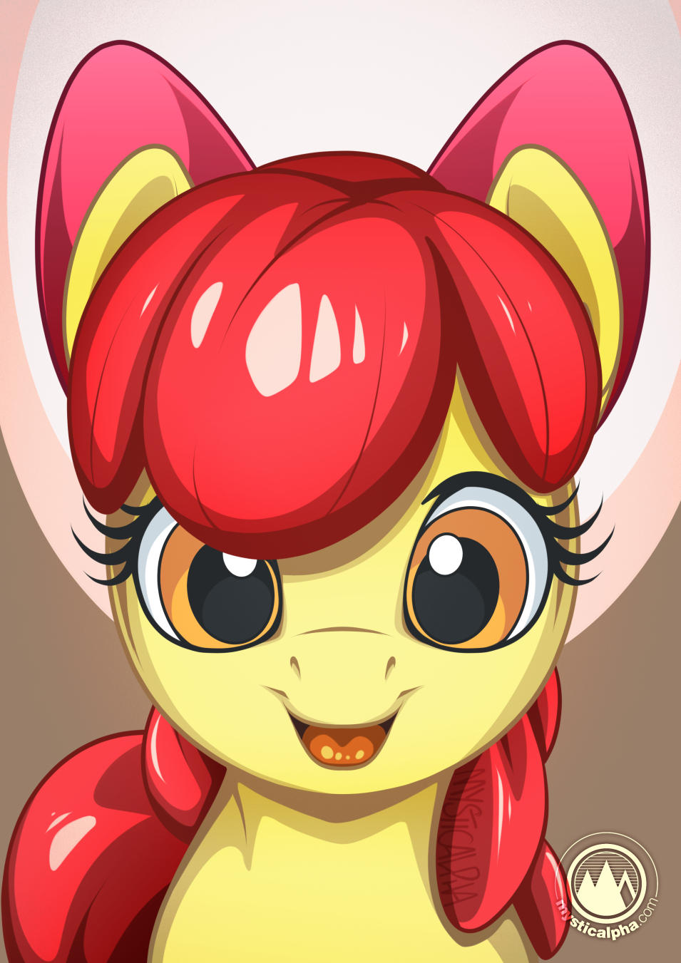 Apple Bloom by mysticalpha