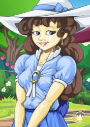 Girl49 by mysticalpha