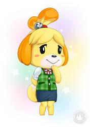 Isabelle 11 by mysticalpha