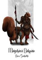 Mayshara Oakpaw by SilkyNoire
