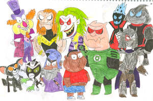 KMR Toons by SithVampireMaster27