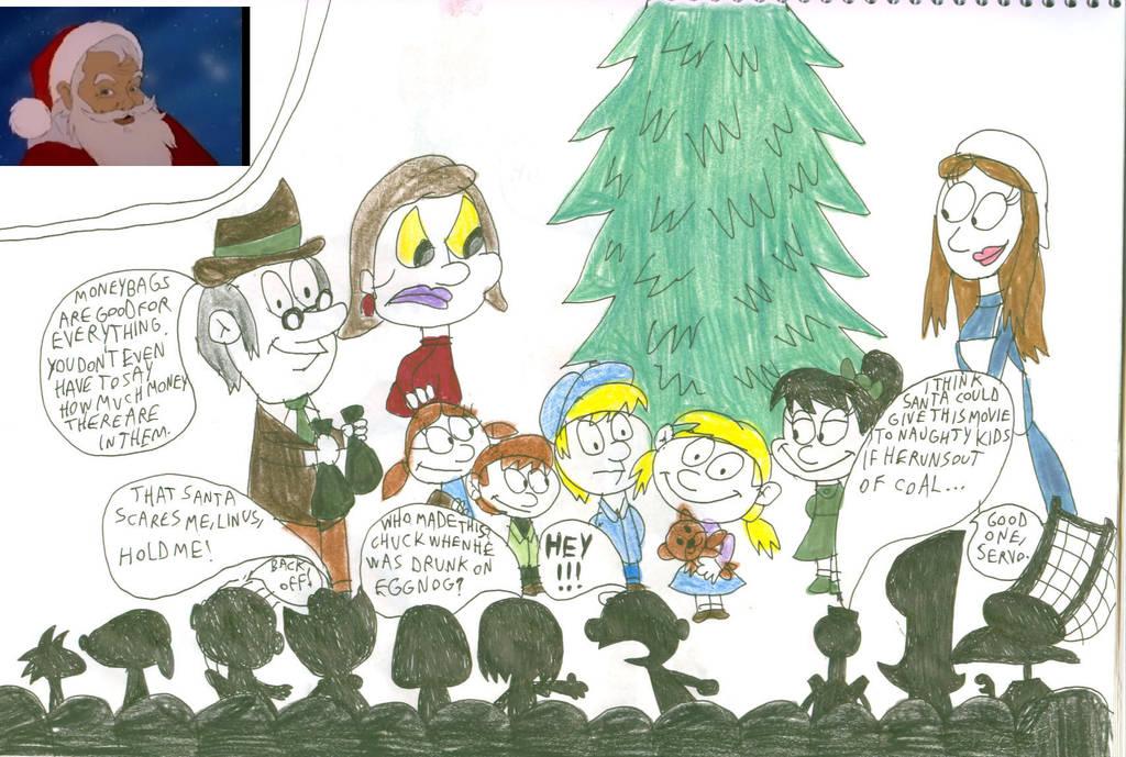 MST3K: The Christmas Tree by SithVampireMaster27 ... - MST3K: The Christmas Tree By SithVampireMaster27 On DeviantArt