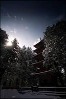 Rising Sun by paikan07