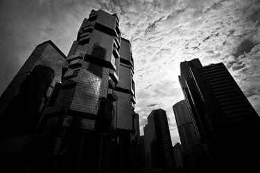 Dark City by paikan07