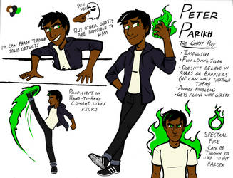 Peter Parikh Reference Sheet by Harry-Monster