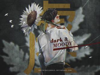 dark and moody by envynightingale